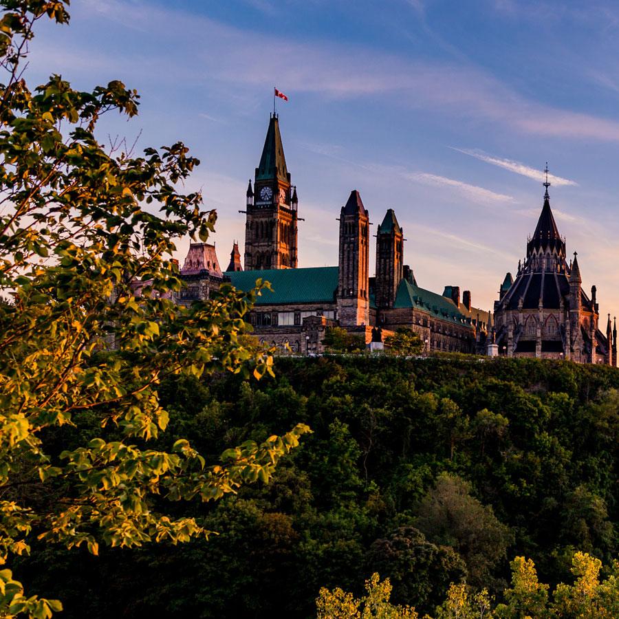 Exporter des vins et spiritueux au Canada
